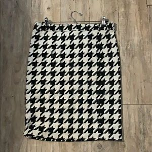 Premise Skirts - Houndstooth Skirt